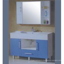Meubles de Cabinet de salle de bains de PVC (B-527)