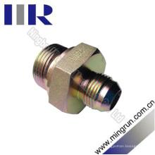 Adaptador hidráulico do conector masculino do tubo do homem / Bsp de Jic (1JB-WD)