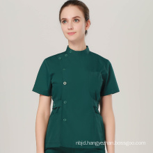 Cheap Summer Women Hospital Medical Uniform Scrub Clothes Set Sale Design Slim Fit