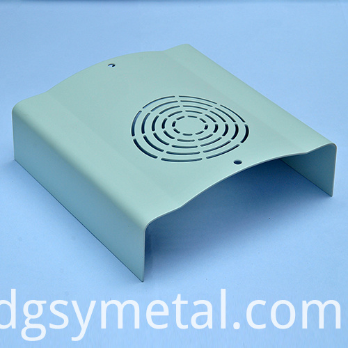 sheet metal top cover