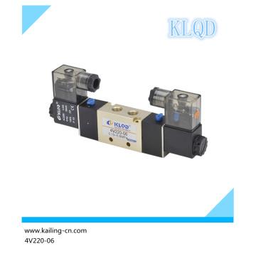 Solenoid Valve/Pneumatic Control/ 3 or 5 Way/ Control Air/4V