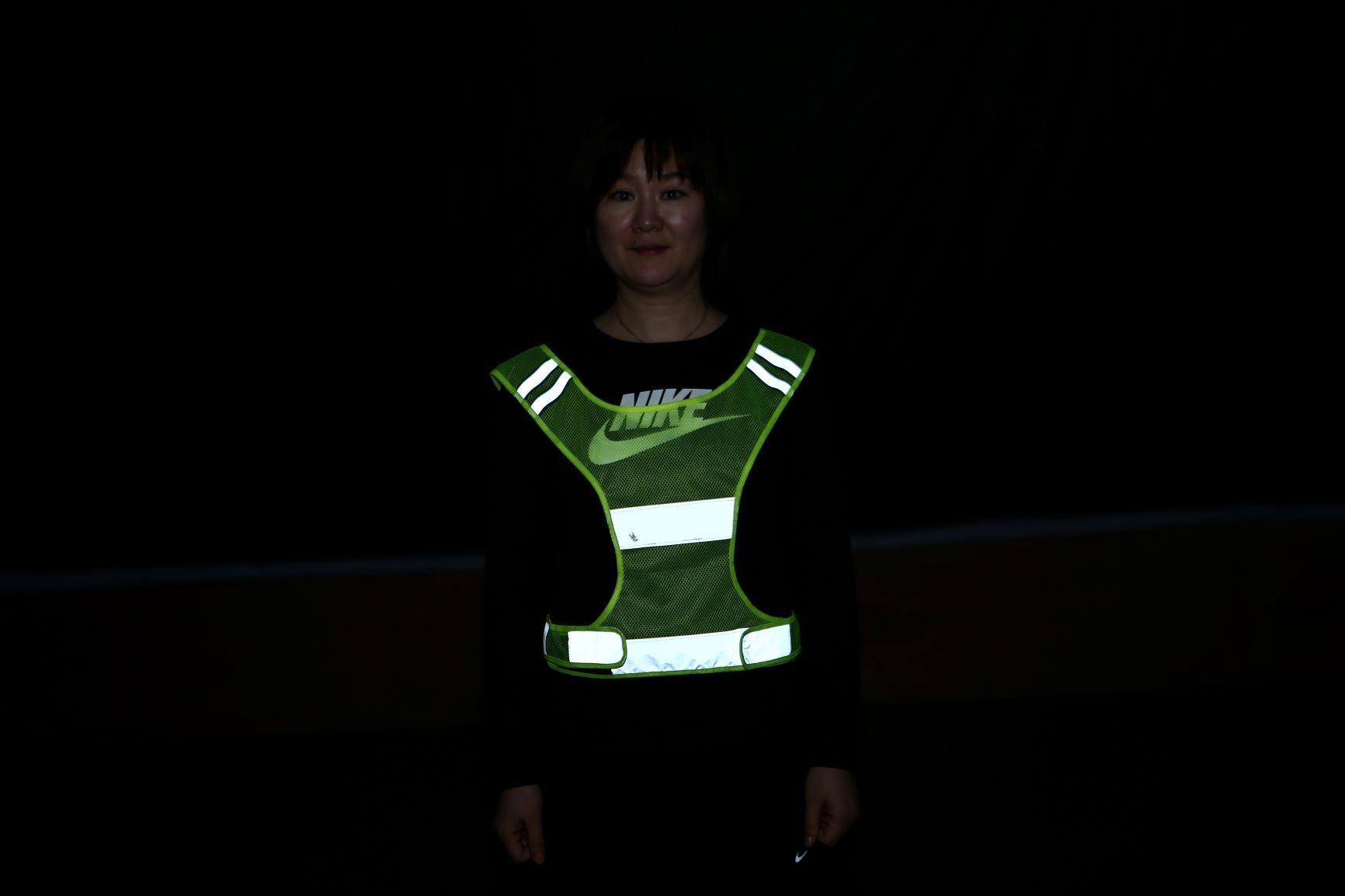 Safety Vest for Running