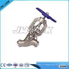 JW-LOK Soupape à gaz à haute pression Y-type