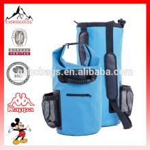 Спортивный Водонепроницаемый сухой мешок мобильный и бутылку воды карман Регулируемый плечевой ремень для приключений, катание на лодках, Кемпинг, Snowboardin