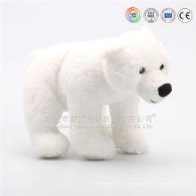 Mini oso de felpa al por mayor oso polar de peluche