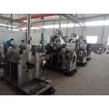 Flat steel shearing machine