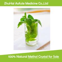 100% de cristal de méthol naturel à vendre