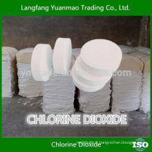 Textiles industriels Produits chimiques / Agent recherché / Dioxyde de chlore / Agent décolorant Poudre de blanchiment aux fongicides d'eau de Javel