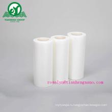 Вакуум образуется Белый жесткая пленка Пэт для йогурта чаша