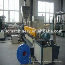 Máquina de fabricação de grânulos de plástico residual