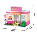 Новые Интеллектуальные Игрушки Пластиковые Нано Блоки 10260122