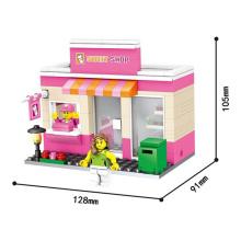 Los más nuevos bloques de plástico de juguete intelectual 10260122