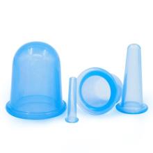 Ferramentas de silicone para terapia de ventosa Copos para terapia de ventosa facial