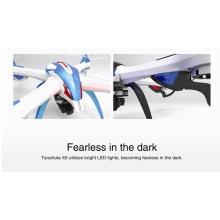 2015 neue Produkte! H16 Tarantula X6 Drohne mit Weitwinkel 2MP 720p 2.4G 4CH 6-Achsen RC Quadcopter mit Hyper Ioc