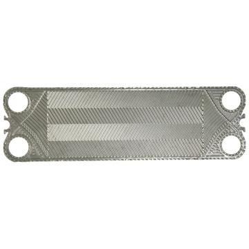 Intercambiador de calor 0.5mm ss316l plate cooler VT40
