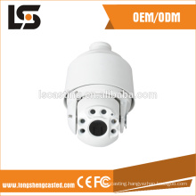 IP66 Waterproof Aluminum alloy Die Casting Parts for PTZ Dome CCTV Camera Housing