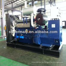 200kw diesel generador con dosel, ATS
