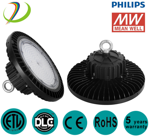 200W High Lumen Stadium High Bay Lighting