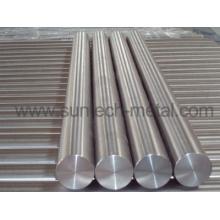Barra de redonda de titanio de alta pureza