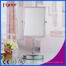 Fyeer New Fashion Double Side espejo de maquillaje de baño de escritorio