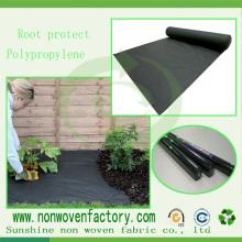 Polypropylene Spunbond Nonwoven Weed Control