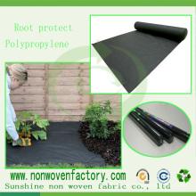 Controle não tecido de ervas daninhas de polipropileno Spunbond