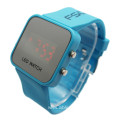 2016 Latest Promotional Gift Children Plastic LED Watch