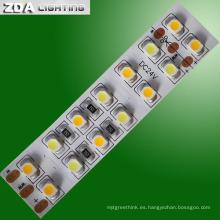 Tira flexible de LED de atenuación de 2800-6500k Cct