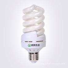 Bonne qualité Ampoule à économie d'énergie T4 pleine spirale 18W
