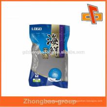 OEM de alta qualidade saco de vácuo claro saco de nylon saco de alimentos para embalagens de frutos do mar secos