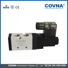 Válvula solenóide de controle pneumático da válvula de solenóide de ar de 5 vias da série 3V