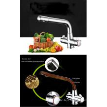 Torneira misturadora de faucet de cozinha e torneiras de cozinha montadas no convés