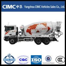 C & C 9m3 6X4 Camião betoneira