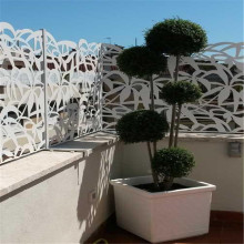 Decorative Outdoor Metal Screens