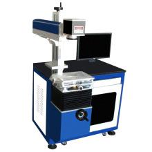 Máquina de perfuração e de gravura do laser / gravura do laser da fibra e máquina de corte