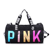 wholesale large waterproof sports duffle bag women multi-function gym outdoor weekend Travelling bag