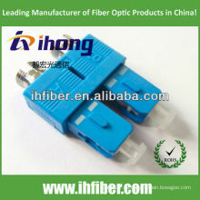 FC hembra a SC macho adaptador de fibra Uplex