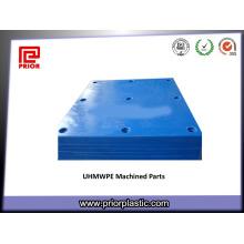 Placa UHMWPE para forro resistente ao desgaste