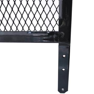 Hochfester kundenspezifischer Stahltürgrill für Haustier