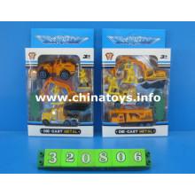 Brinquedo promocional do brinquedo do carro da engenharia do metal, brinquedo do jogo da construção (320806)