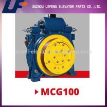 Motor de puerta de ascensor, máquina de tracción sin engranajes Montanari