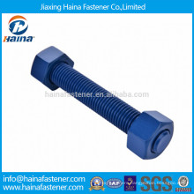 Carbon steel teflon stud bolt
