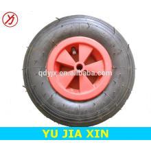 fuerte rueda de goma inflable 13x4.00-6