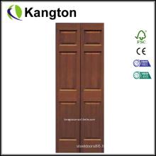 Interior Main Double Doors Wooden Doors (wooden door)