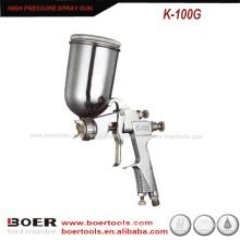 Pistola de pulverização de alta pressão de venda quente K100G