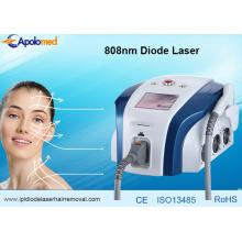 Máquina del retiro del pelo del laser del diodo 808nm / dispositivo del pelo del laser del diodo / laser del diodo