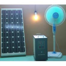 Residential 100W Mono Solar Panel Portable Solar Kit