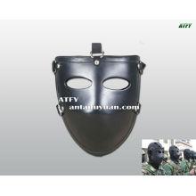 Kugelsichere Maske / Explosionsschutz