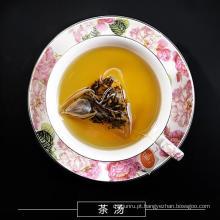 Saco de chá preto de Yunnan Dian Hong