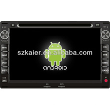 Android sistema de DVD del coche para VW Passat / Spacecross / Fox / Spacefox